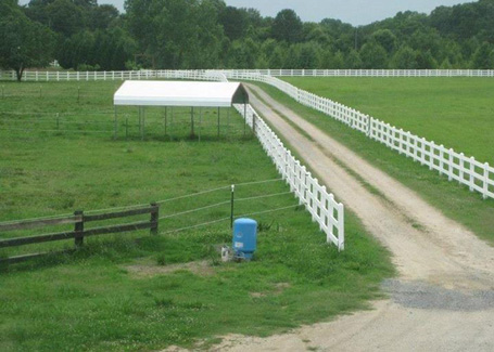 Pastures-facilities